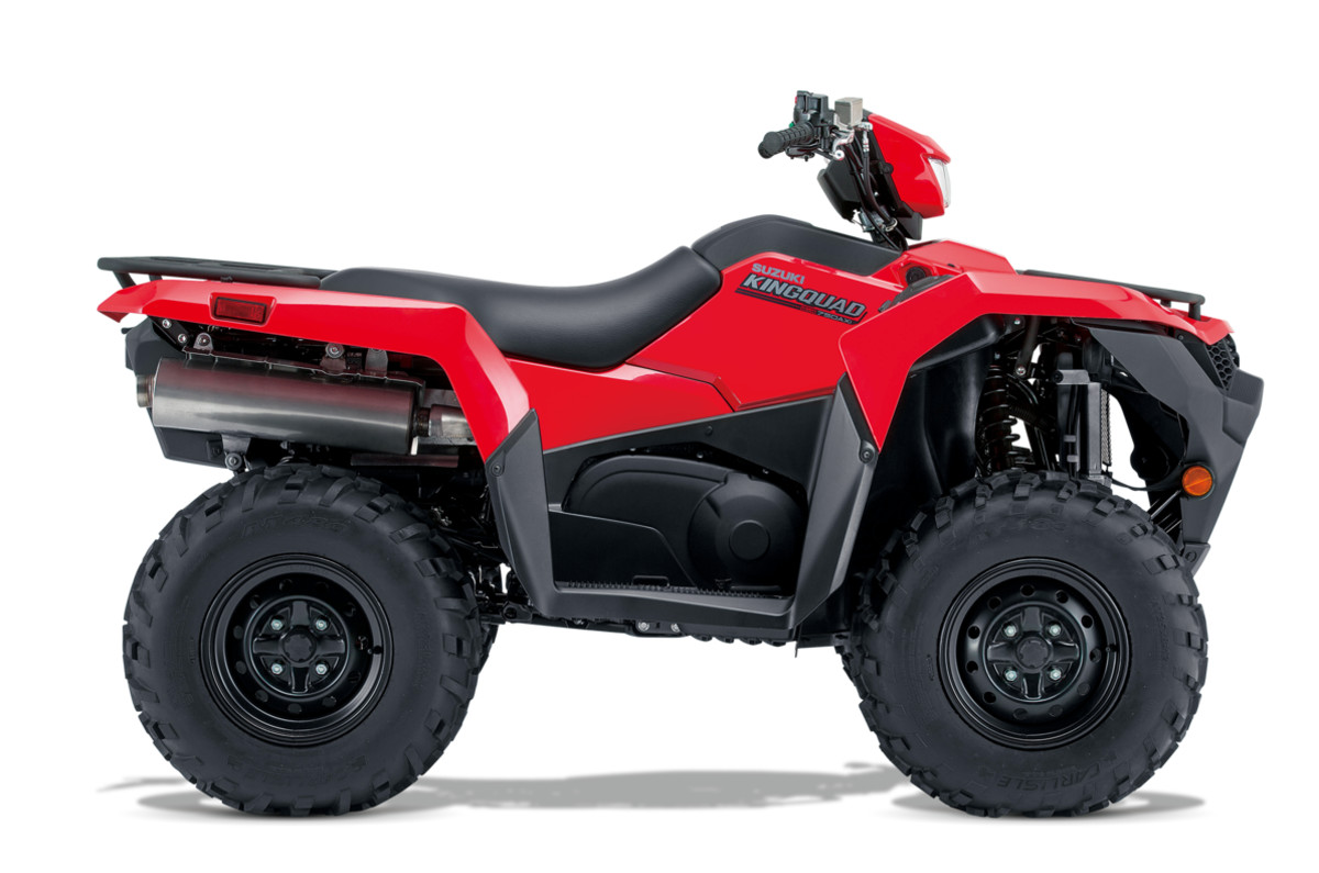 2018 KINGQUAD 750AXI 4x4 Power Steering image