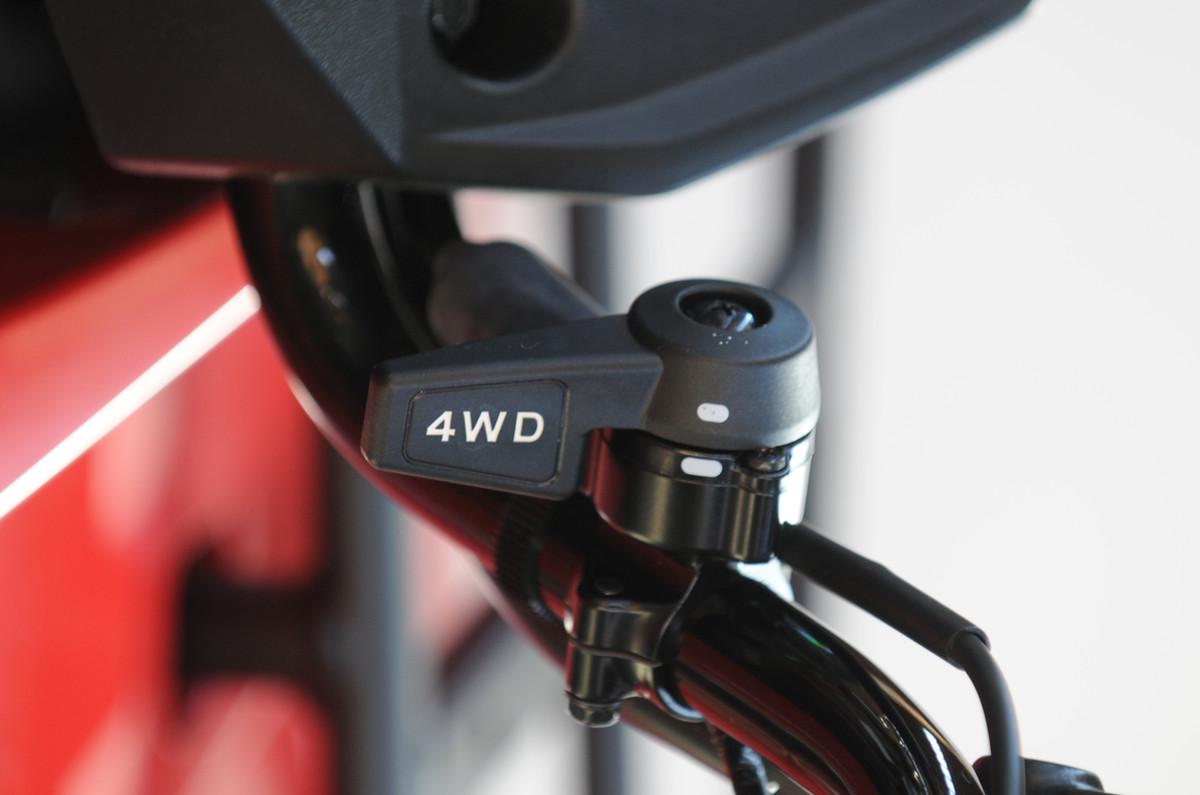 2018 KINGQUAD 400 ASI 4x4 - Wayne Leonard Motorcycles Cairns